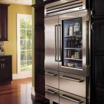 Premium Kitchen appliances showroom