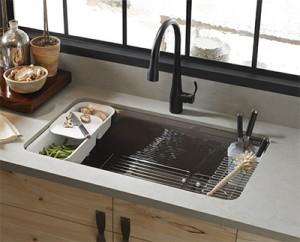 5 Types of Kitchen Sinks