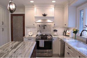 Hiding Kitchen Appliances in a Hydes Kitchen