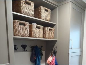 How to Create a Mudroom